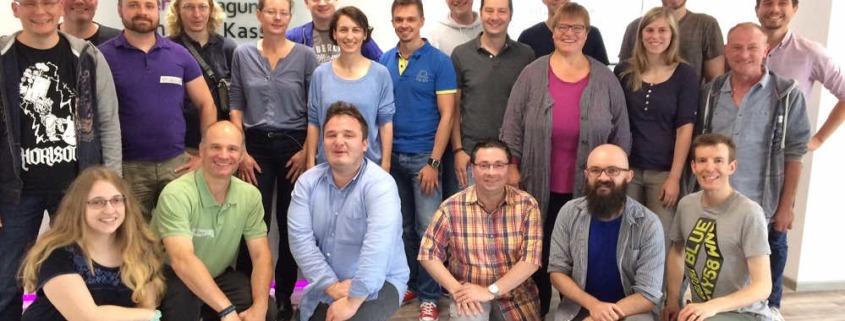 Das erste Bloggertreffen Deutschlands in Kassel 2017